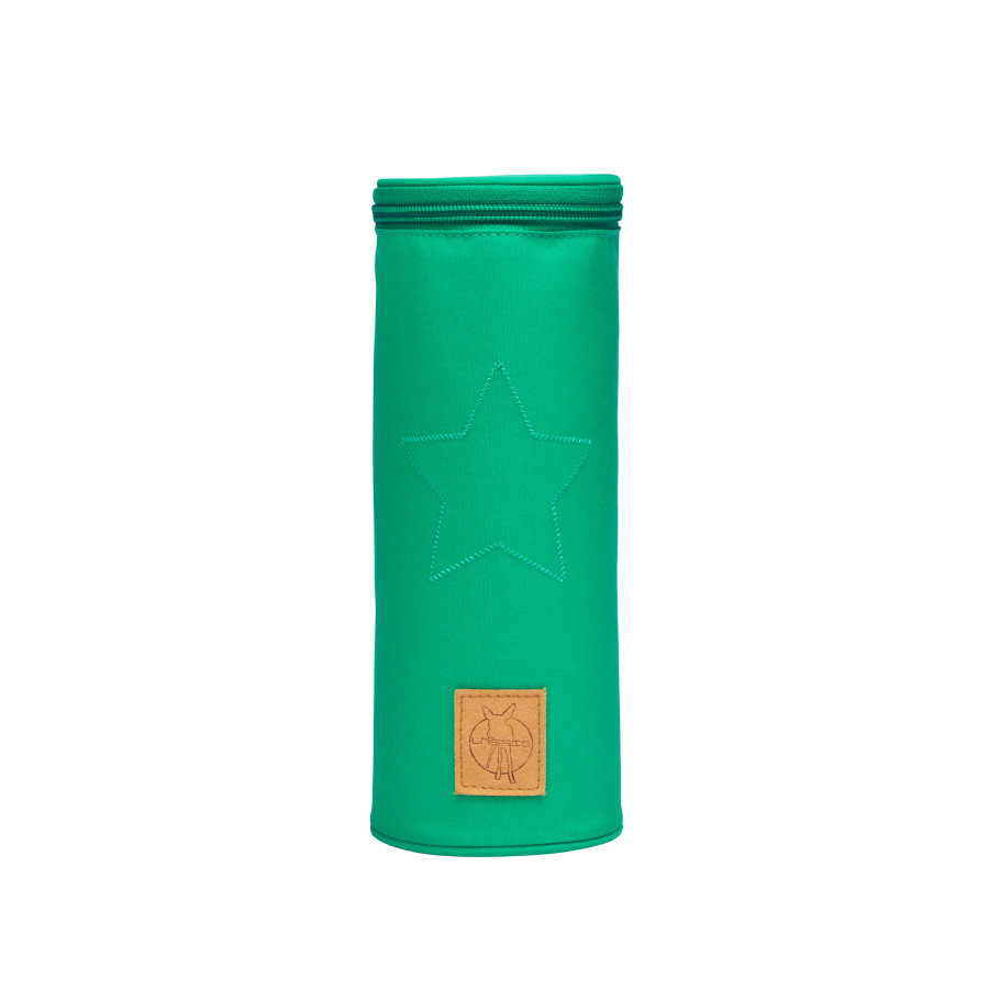 Lässig Casual Bottle Holder Single Star green