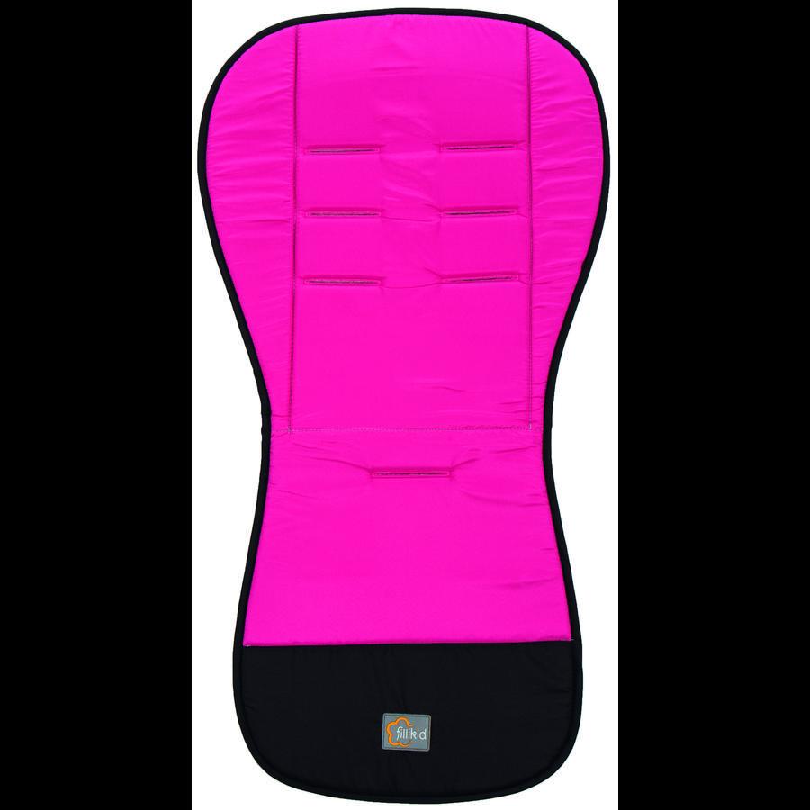 FILLIKID Rivestimento universale per passeggino Basic rosa