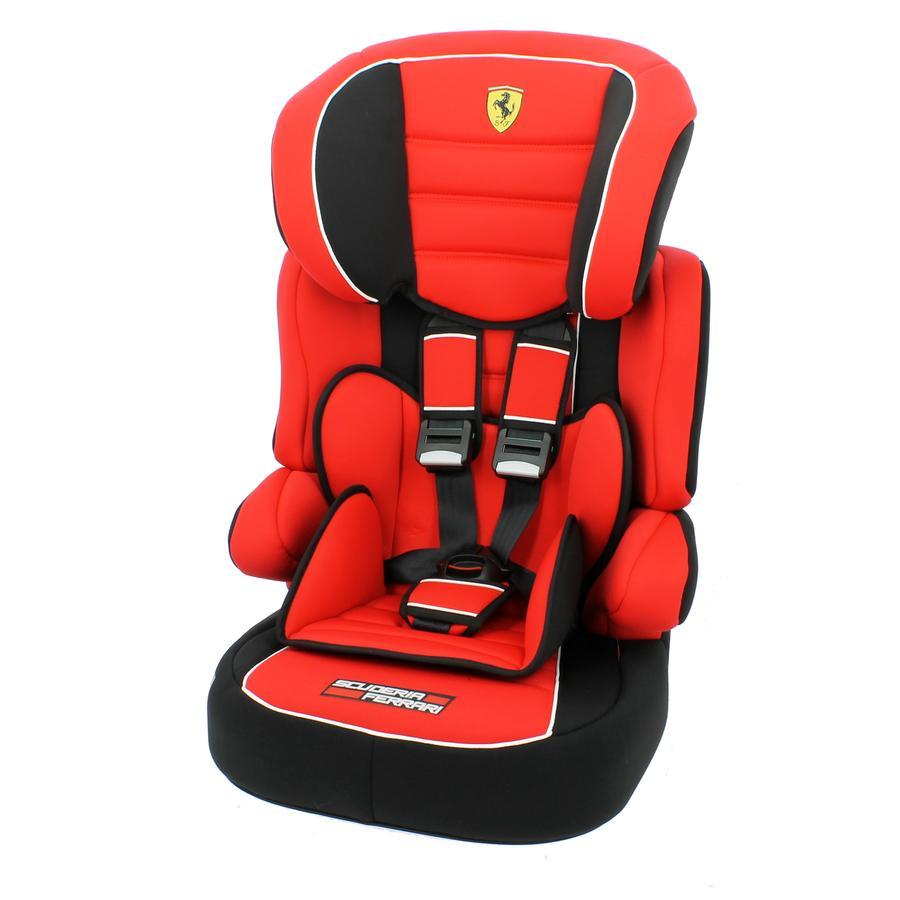 osann Autostoel BeLine SP Fb. Ferrari cosra rood
