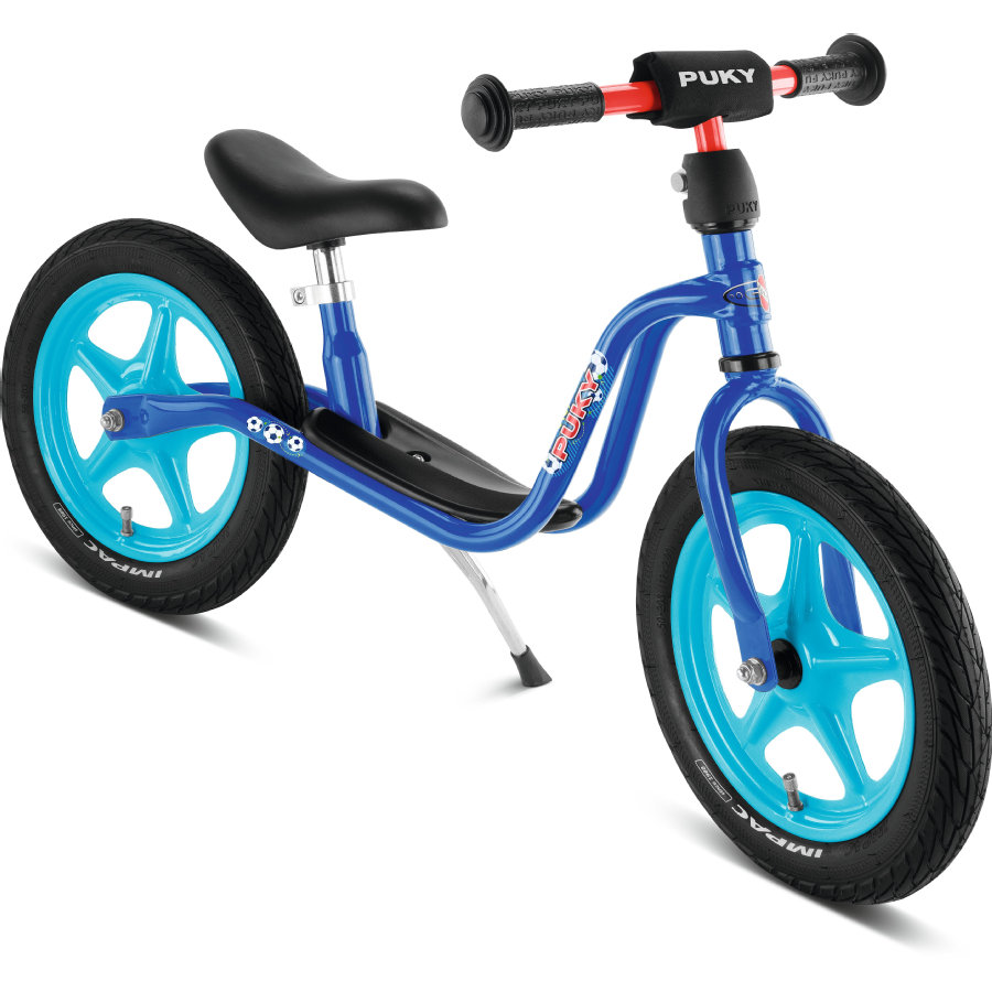 PUKY Bicicleta prepedaleo LR 1L azul 4001