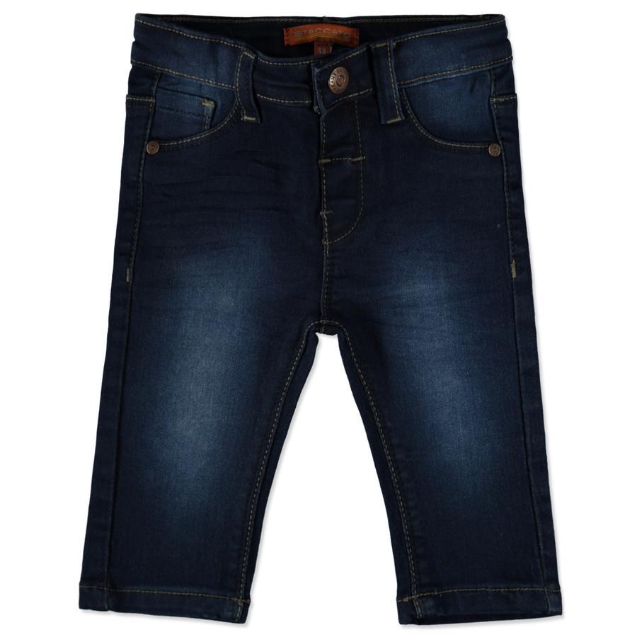 STACCATO Jeans denim bleu foncé