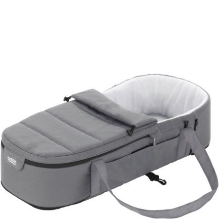 Britax Softtragetasche Go Big Steel Grey