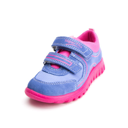 superfit Girls Półbuty Sport7 Mini lila kombi (średnie)