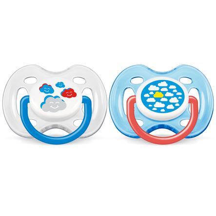 AVENT Succhietti in silicone 0-6 cm Classic - Per bambini