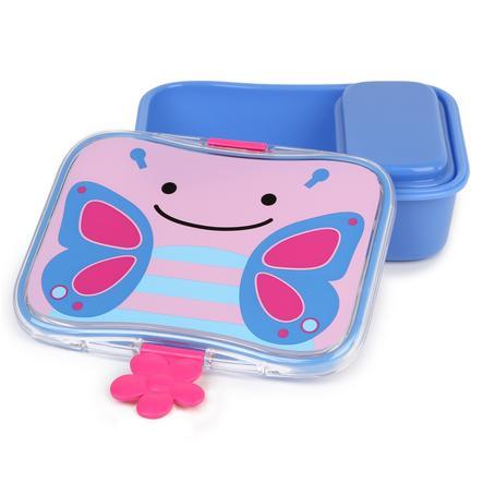 SKIP HOP ZOO Frühstücksdosen-Set, Schmetterling Blossom