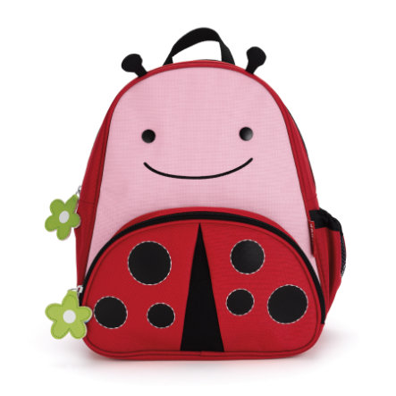 SKIP HOP Sac à dos enfant Zoo Pack Ladybug