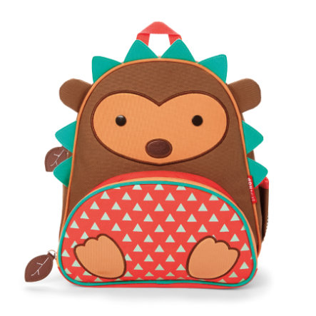 SKIP HOP Mini Backpack Zoo Pack Hedgehog