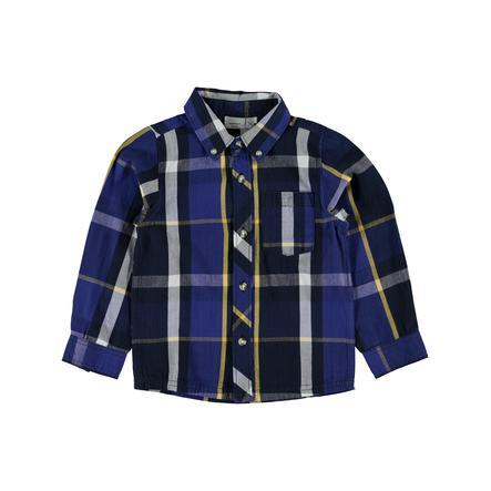 name it Boys Shirt Dam Dam gouden abrikoos