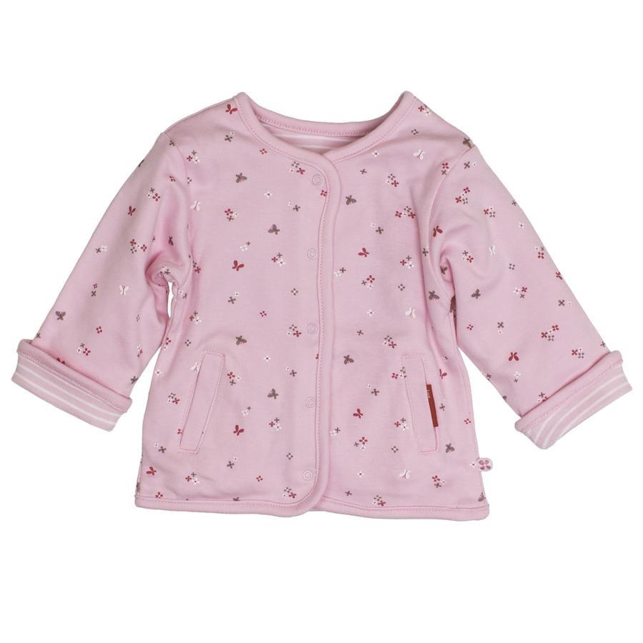 SALT AND PEPPER Girl s chaqueta reversible rosé