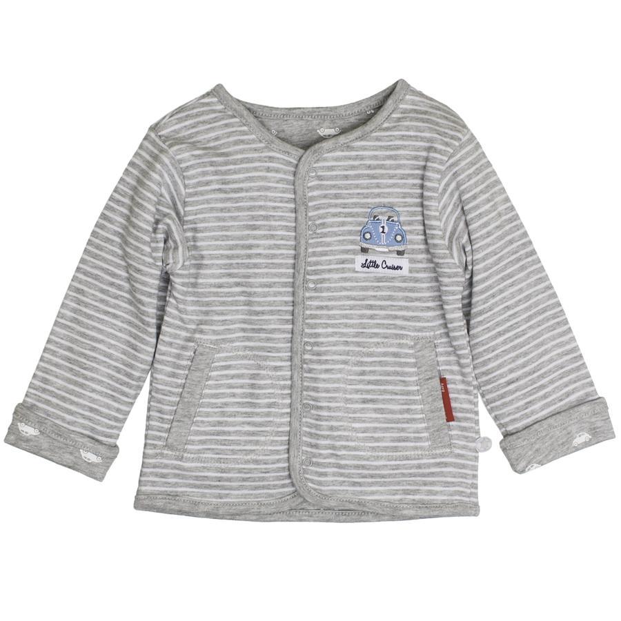 SALT AND PEPPER Boys giacca reversibile auto grigio melange grigio melange