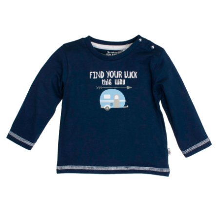 SALT AND PEPPER Boys Longsleeve Wohnwagen dutch blue