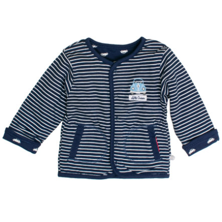 SALT AND PEPPER Boys Wendejacke Autos dutch blue