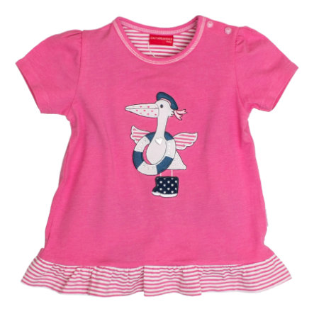 SALT AND PEPPER Girl s T-Shirt zeemeeuw snoep roze
