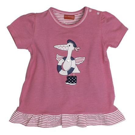 SALT AND PEPPER Girls T-Shirt Möwe candy pink