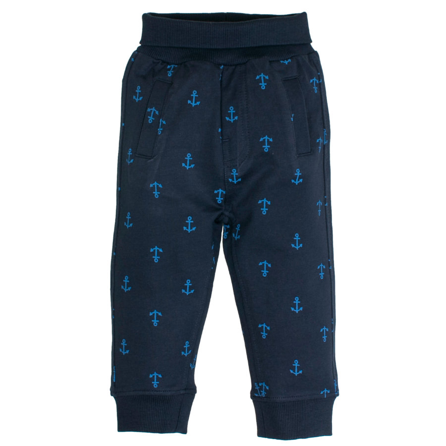 SALT AND PEPPER Boys Sweathose Anker dark blue