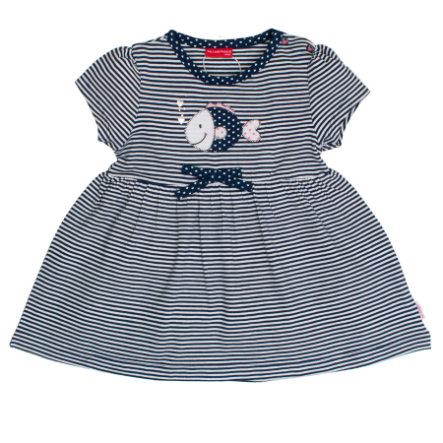 SALT AND PEPPER Girls Kleid Fisch dutch blue