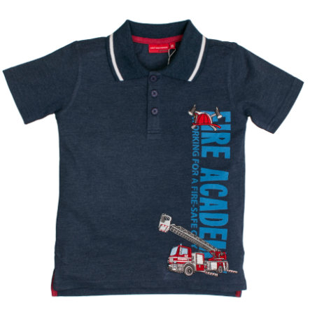 SALT AND PEPPER Boys Poloshirt Feuerwehr blue
