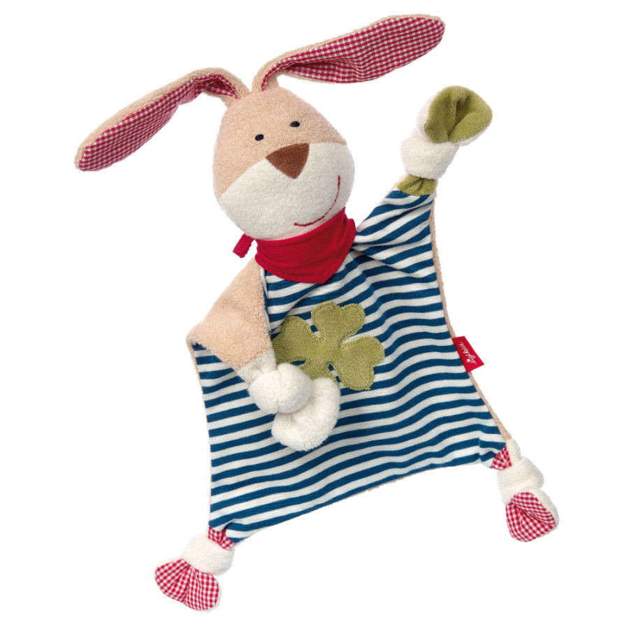 SIGIKID Organic Collection - Schnuffeltuch Hase
