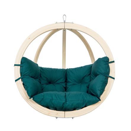 AMAZONAS Hamaca-sillón Kid's Globo armazón esférico terracotta