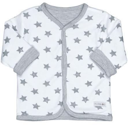STACCATO Girl s veste réversible gris étoile