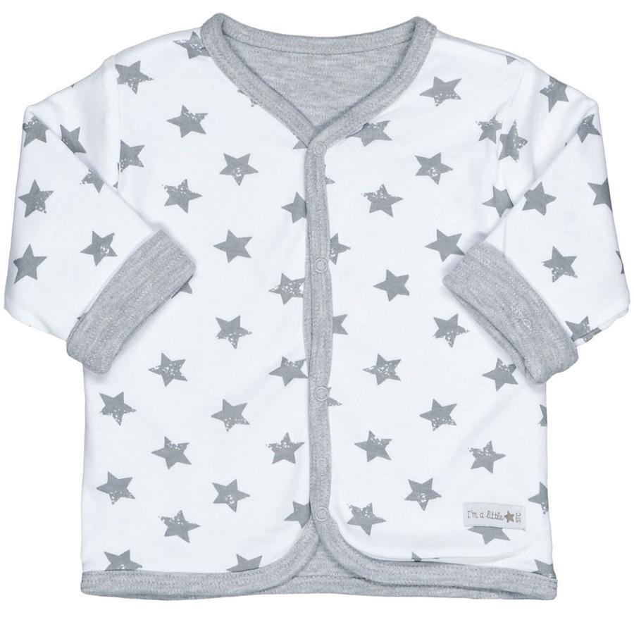 STACCATO Girl s chaqueta reversible estrella gris