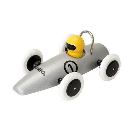 BRIO® Rennwagen silber-metallic