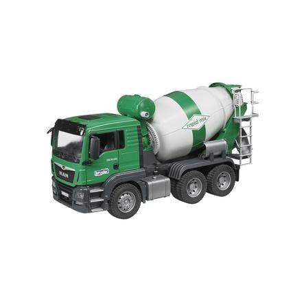 bruder® MAN TGS Cementblandare 03710