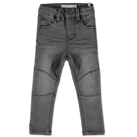 name it Girls Telsa Spodnie Jeans medium grey denim