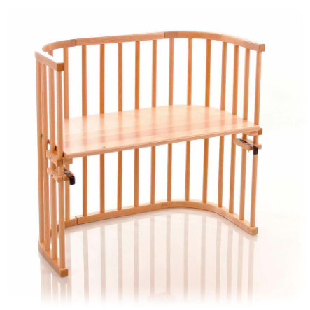 TOBI Babybay Original Bed Solid Beech nature
