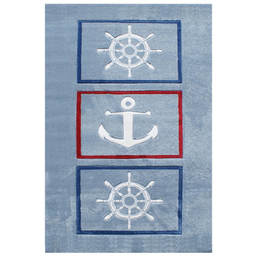 LIVONE Dywan dziecięcy Happy Rugs Na pełnym morzu 120 x 180 cm