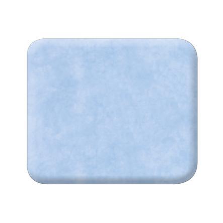 JULIUS ZÖLLNER Fóliová přebalovací podložka plochá modrá 75 x 85 x 2 cm