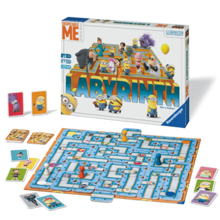 Ravensburger Labyrinth - Despicable Me