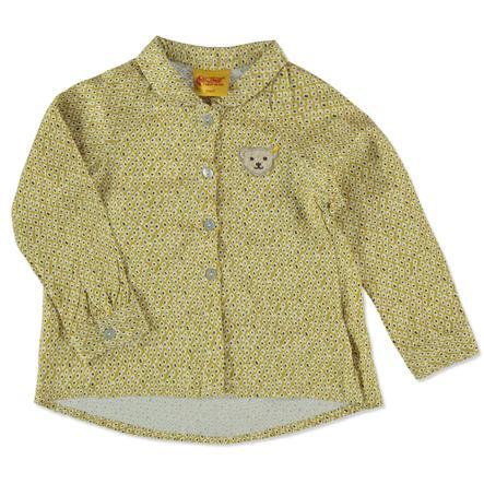 Steiff Girl s Camicetta giallo