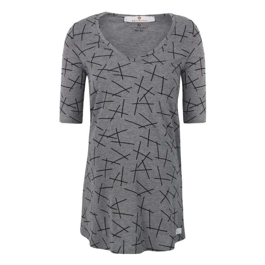 bellybutton T-Shirt alsphalt grey