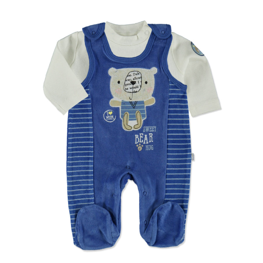 BLUE SEVEN Boys Set blau