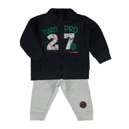 BLUE SEVEN Boys Sweat-Set dunkelblau