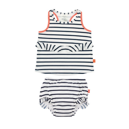 LÄSSIG Girls Splash & Fun Tanksuit blue