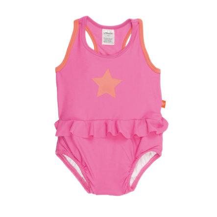 LÄSSIG Girls Splash & Fun Tanksuit pink