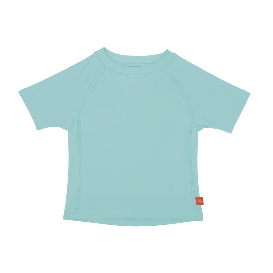 LÄSSIG Splash & Fun Bade-Tshirt Uni green
