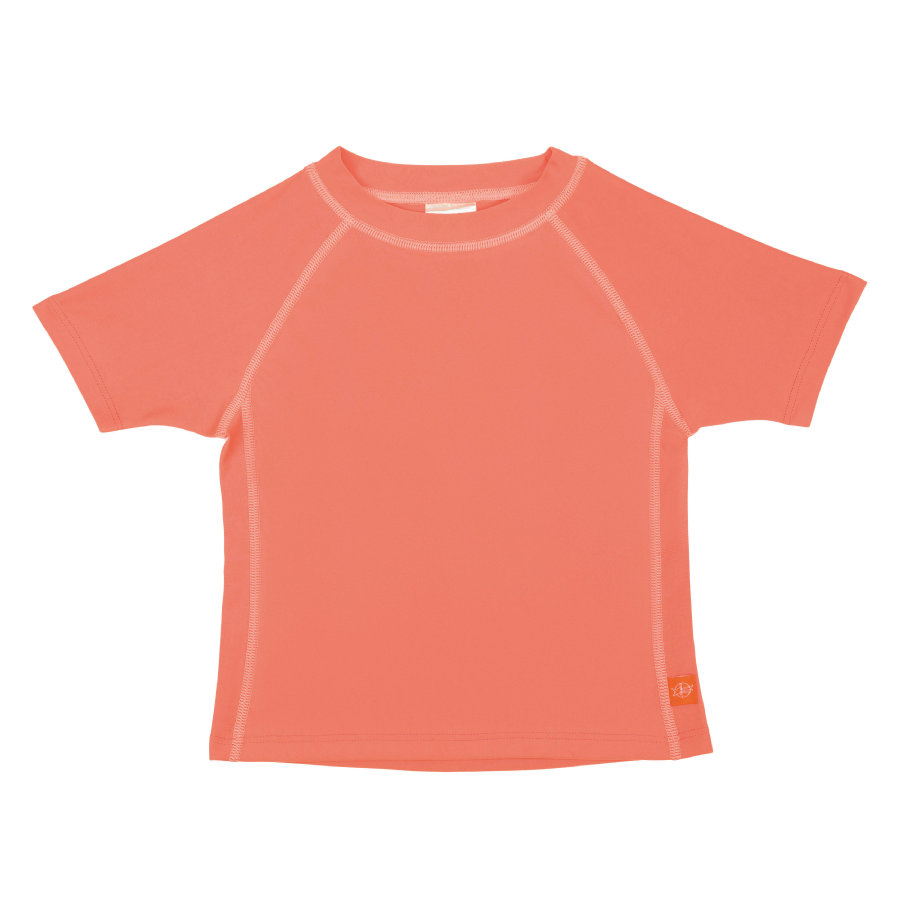 LÄSSIG T-shirt de bain Splash & Fun, fille, orange