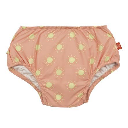 LÄSSIG Girls Splash & Fun Badehose orange