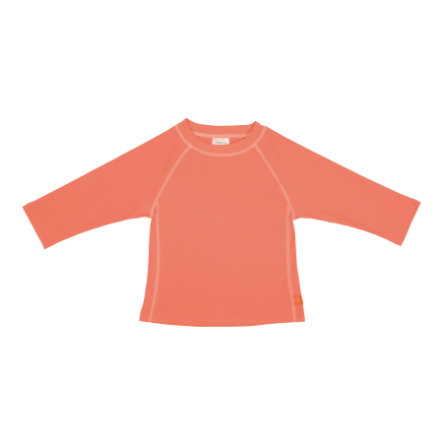 LÄSSIG T-shirt de bain manches longues Splash & Fun, fille, orange uni
