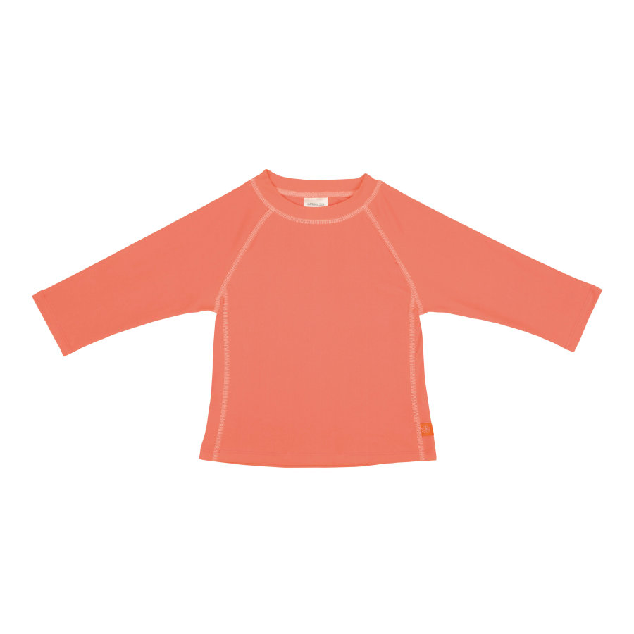 LÄSSIG Girls Splash & Fun Bade-Longsleeve Uni orange