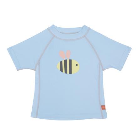 LÄSSIG T-shirt de bain Splash & Fun Abeille, bleu