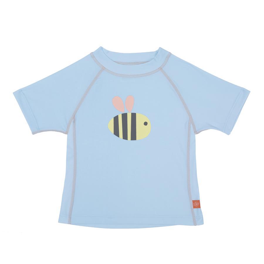 LÄSSIG Splash & Fun Koszulka T-shirt do pływania blue - Pszczółka