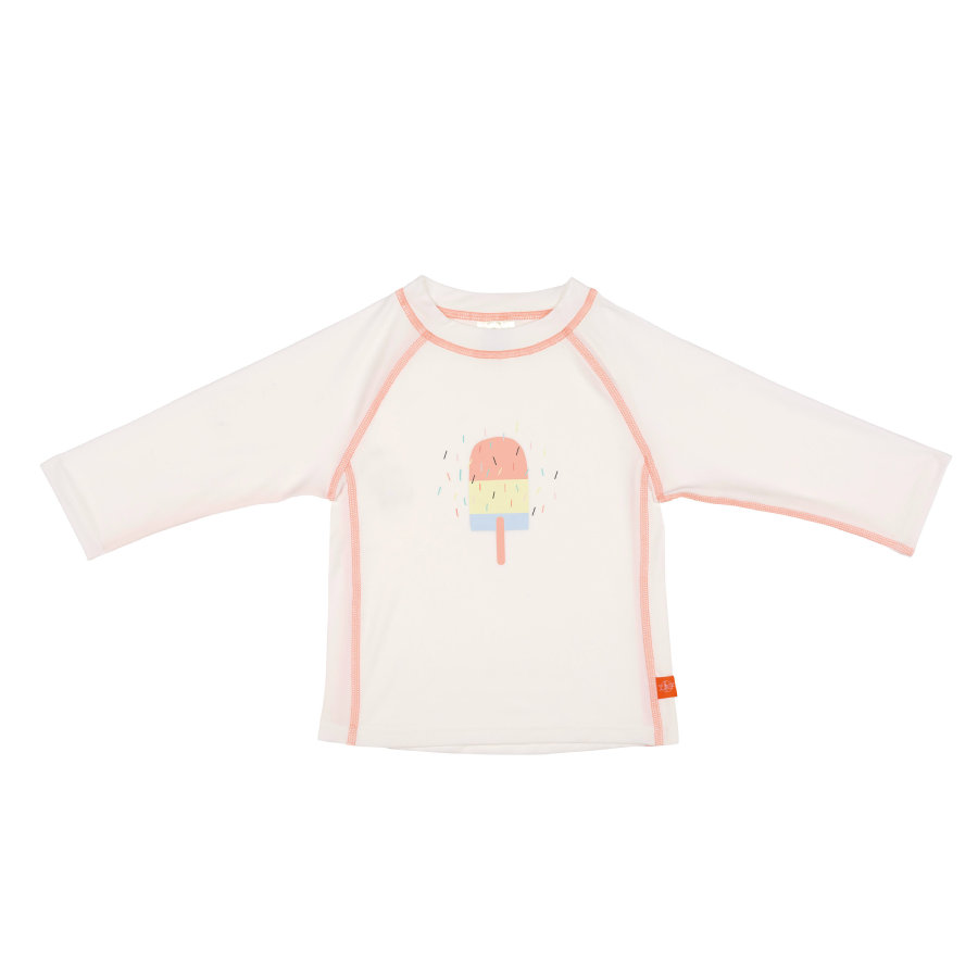 LÄSSIG Girls Splash & Fun Bade-Longsleeve white