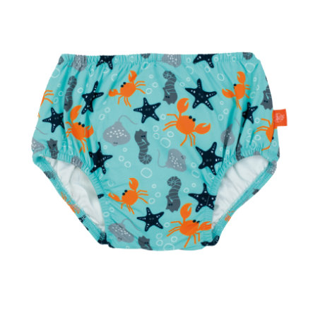 LÄSSIG Boys Splash & Fun Badehose green