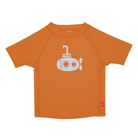LÄSSIG Spat & Plezier Zwem T-shirt oranje