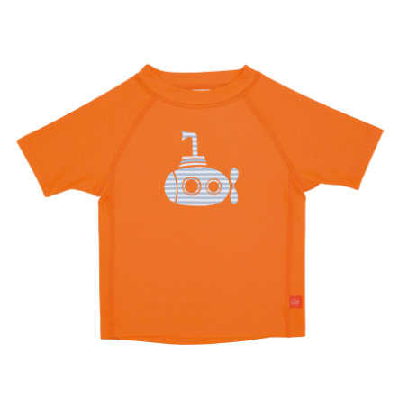 LÄSSIG T-shirt de bain enfant Splash & Fun, orange