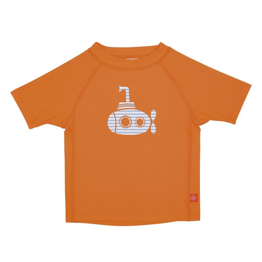 LÄSSIG Splash & Fun Bade-Tshirt orange